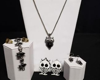 Whoooos There Owl Jewelry