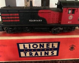 Lionel Trains HO and O27 Plasticville many pieces including the diner in original boxes!