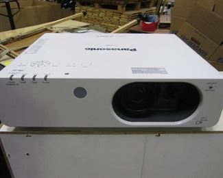 Digital Projectors (Panasonic, etc.)