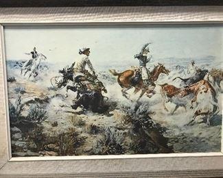 Olaf Wieghorst paintings https://wieghorstmuseum.org/