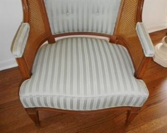 John M Smith Arm Chair