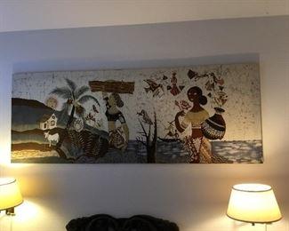 fabric painting – $95