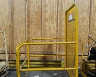 Lift Truck Safety Cage