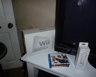 WII Set up