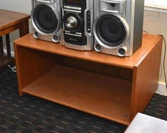 Vintage TV Stand / Cabinet