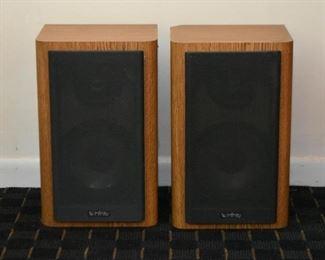 Pair of Infinity Speakers