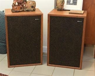 Pair of Criterion 4X Speakers