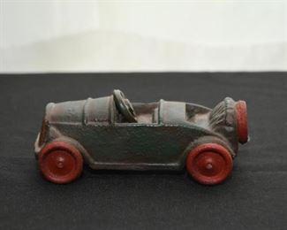 Cast Iron Car Toy