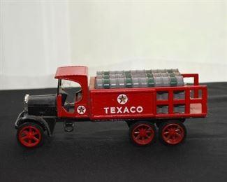 Texaco Model Truck Toy