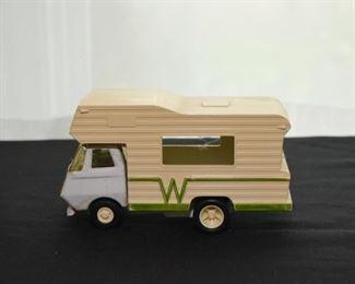 Vintage Winnebago Camper Toy