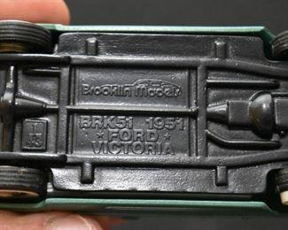 Brooklin Models Ford Victoria Car Model