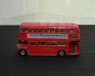 Vintage Bus Toys