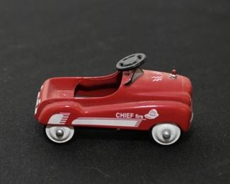 Fire Chief Toy