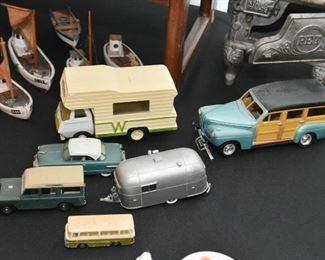 Vintage Model / Toy Cars, Airplanes, Etc.