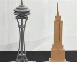 Legos Architecture