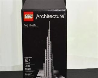 Lego Architecture (Burj Khalifa)