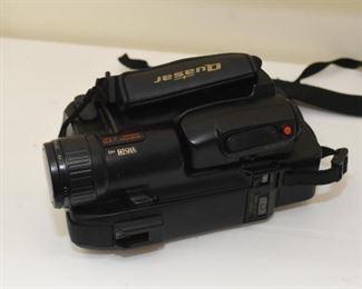 Quasar VHS Movie Camera