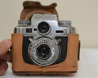 Bolsey Model C Camera