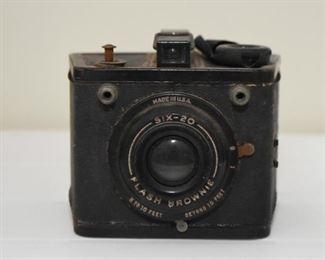 Brownie Flash Six-20 Camera