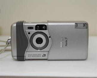 Nikon Nuvis S Camera