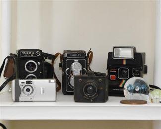 Vintage Cameras & Camera Accessories