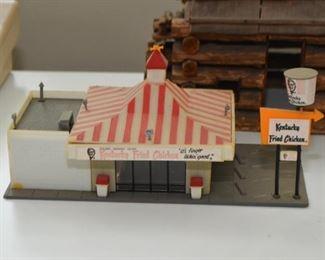 Kentucky Fried Chicken Model