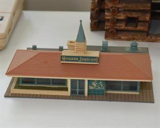 Howard Johnson's Model