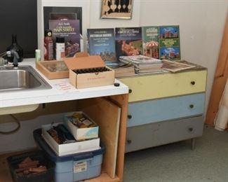 3-Drawer Chest, Art & Craft Supplies