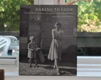 Dorothea Lange Photography Book