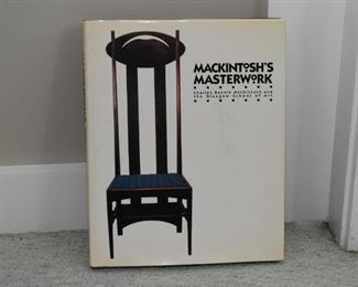 Mackintosh's Masterwork Book (Glasgow School of Art)
