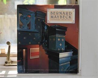 Bernard Maybeck Architectural Book