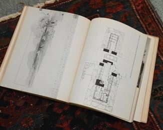 Frank Lloyd Wright Architectural Book - The Natural House