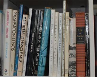 Books (Art, Architecture, History, Travel, Fiction, Etc.)