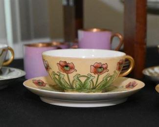 Vintage Teacups (Lustreware)