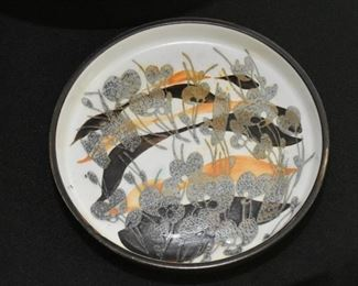 Vintage Pottery Dish