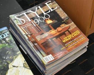 Art & Design Magazines