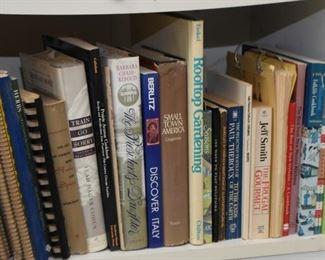 Cookbooks, Gardening & Travel