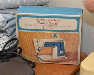 Singer Sewing Machine Accessories