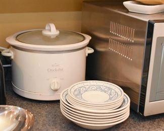 Crock Pot / Dishes
