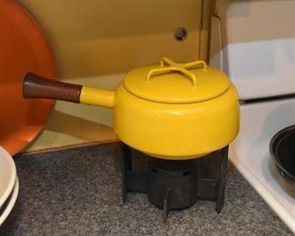 Dansk Fondue Pot