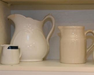 Vintage Pitchers & Creamers