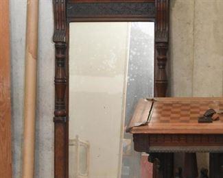 Antique / Vintage Wall Mirror