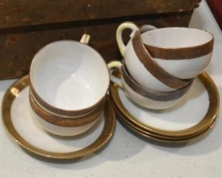 """Little Hostess"" Miniature Tea Set"