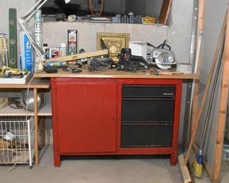 Craftman Work Bench / Workshop