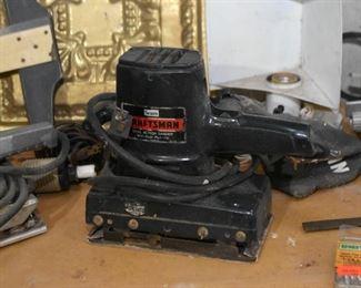 Power Tools - Craftsman Sander