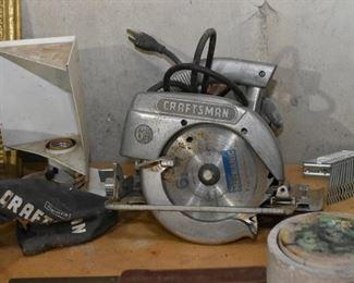 Power Tools - Craftsman Circular Saw