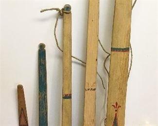 Antique/vintage Native American bows