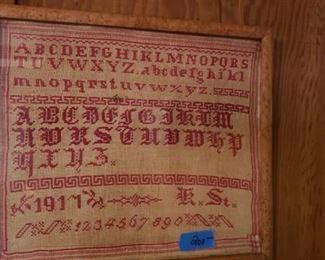 1917 sampler