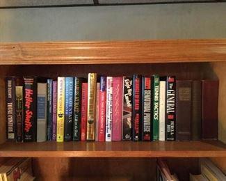 A Shelf of Books (Lot 1) https://ctbids.com/#!/description/share/228203