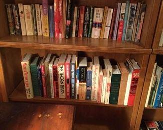 Two Shelves of Books https://ctbids.com/#!/description/share/228205